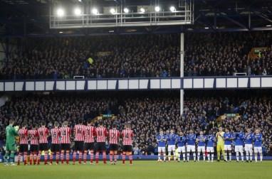 Everton en Southampton. Foto: Pro Shots / Action Images