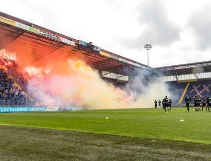Laatste training NAC, voor NAC - FC Volendam, 20 mei 2017