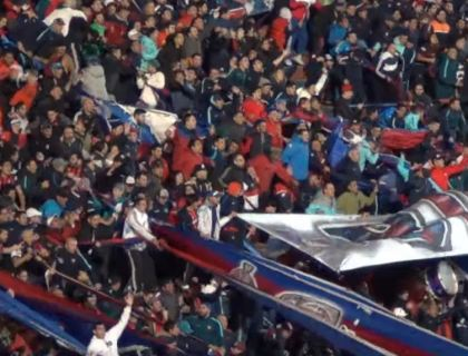 de supporters van san lorenzo zijn de beste van allemaal