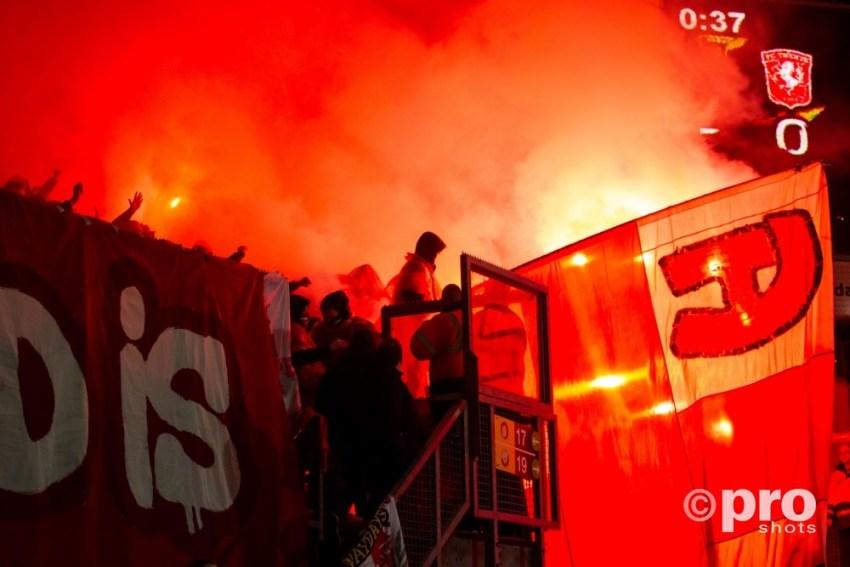 Vuurwerk FC Twente