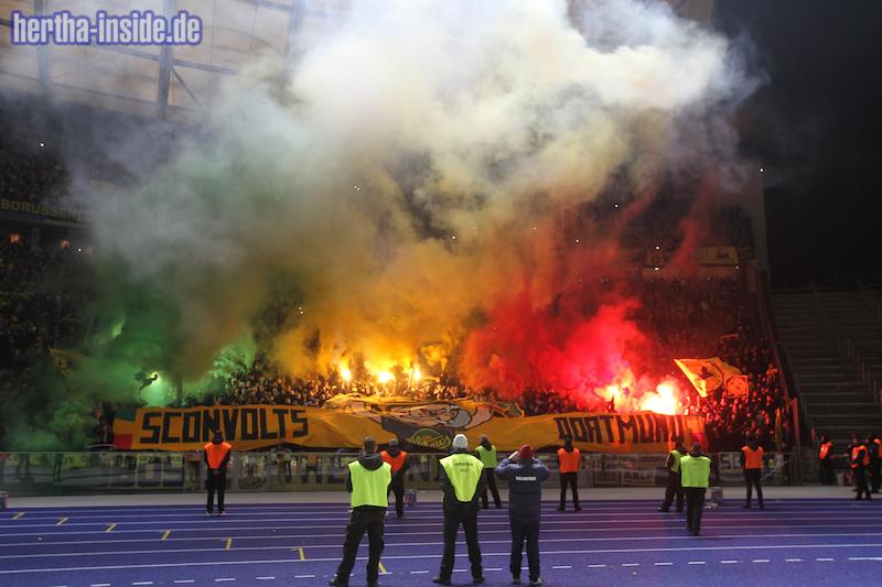 Sfeeractie Dortmund