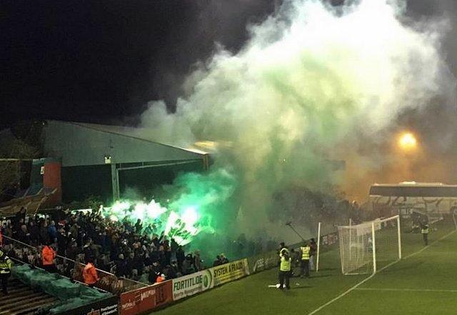 Shamrock Rovers derby Bohemians