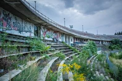 In de Hekken - Stadion za Luzankami - Vergane Glorie