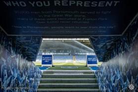 Een stuk geschiedenis, zoals veel Engelse clubs speelt de club een belangrijke rol in het sociale leven van de stad