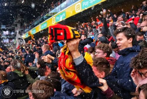 KV Mechelen supporters
