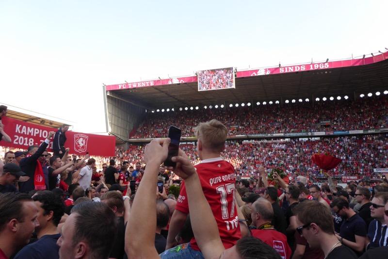 inzamelingsactie voor boete FC Twente