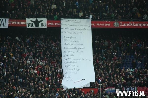 Fer Terug Naar Feyenoord In De Hekken
