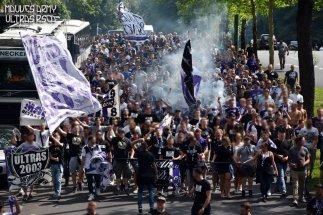 Corteo Anderlecht Supporters