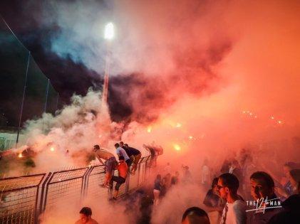 Bosnië: Sarajevo Derby - Manijaci In de Hekken