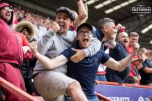 Charlton supporters