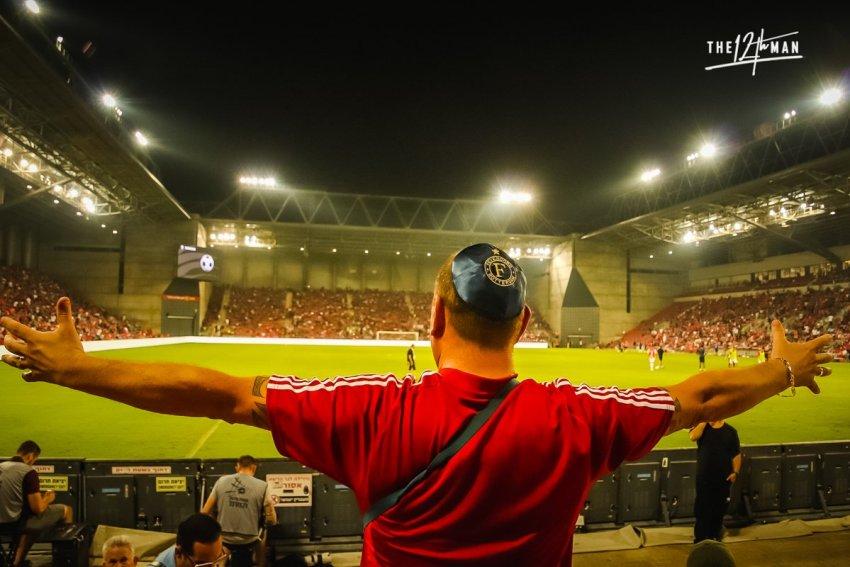 In de Hekken - Feyenoord vs Hapoel Beer Sheva