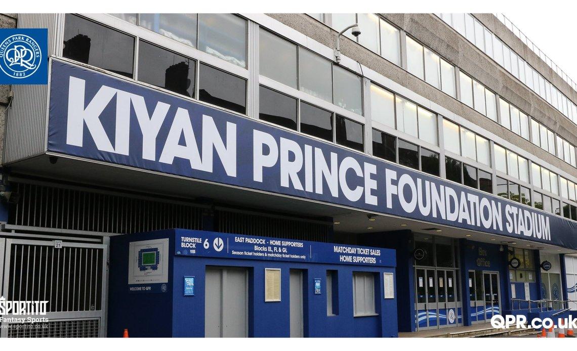 Kiyan Prince Foundation Stadium is de nieuwe naam van het voormalig Loftus Road