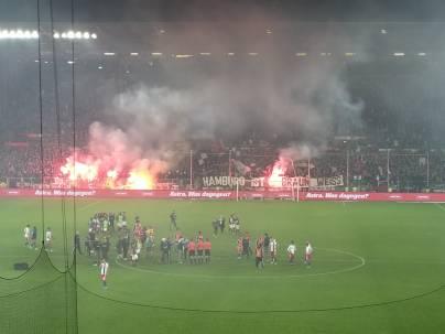 In de Hekken - Hamburgse Derby