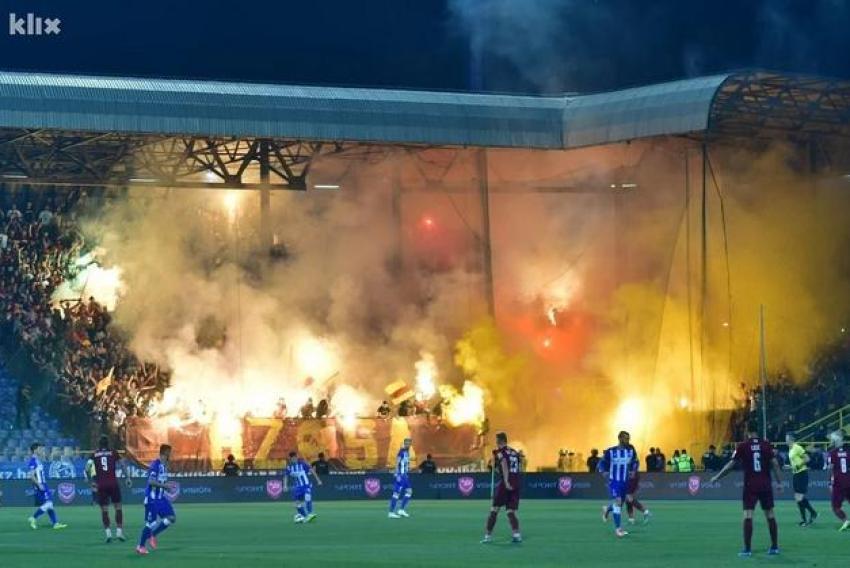 In de Hekken - Horde Zla FK Sarajevo