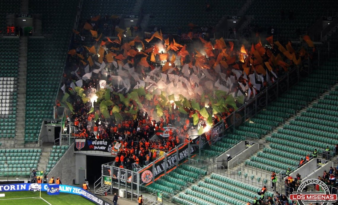 Ultras Polen