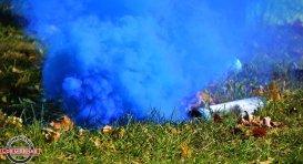 Blauwe rookbom Bielawianka Bielawa