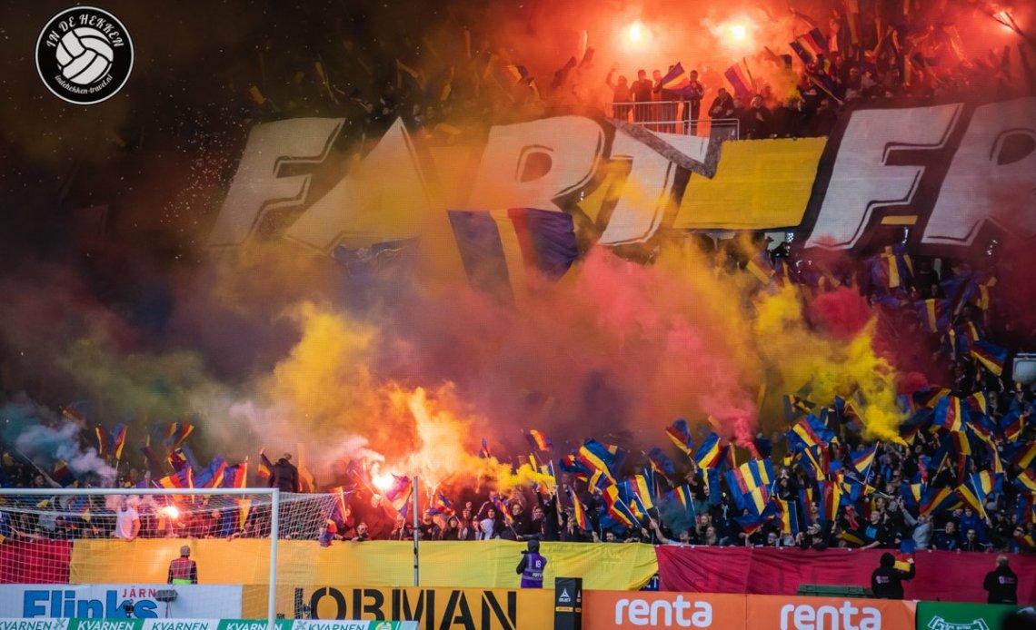 In de Hekken - Hammarby vs Djugardens Allsvenskan