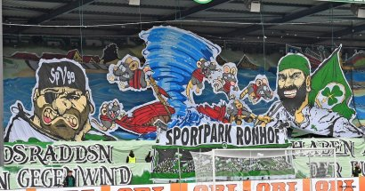 SpVgg Fürth - 1. FC Nürnberg 1