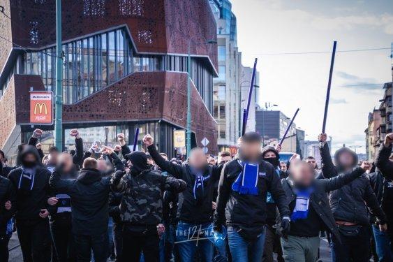In de Hekken - Sarajevo Derby
