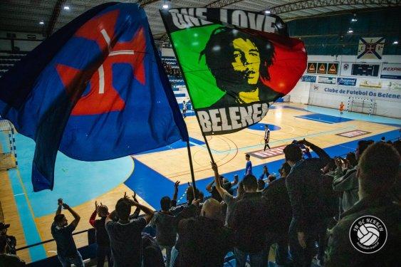 In de Hekken - Belenenses zaalvoetbal