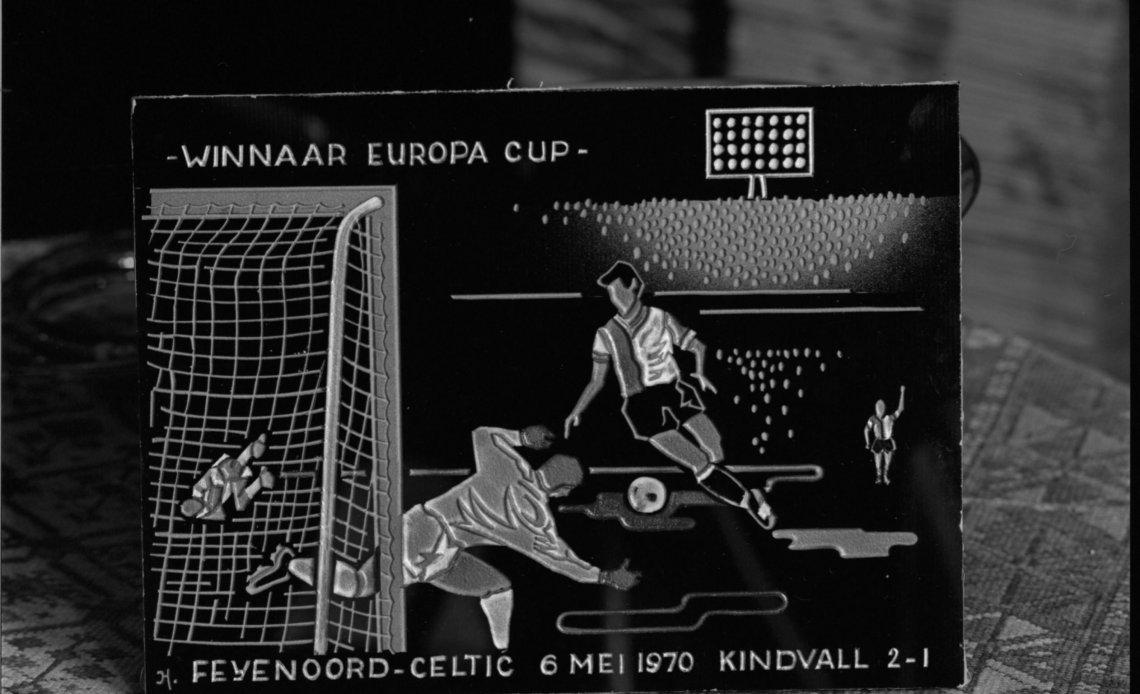 In de Hekken: Feyenoord Europa Cup 1 - waar liefdes samenkomen