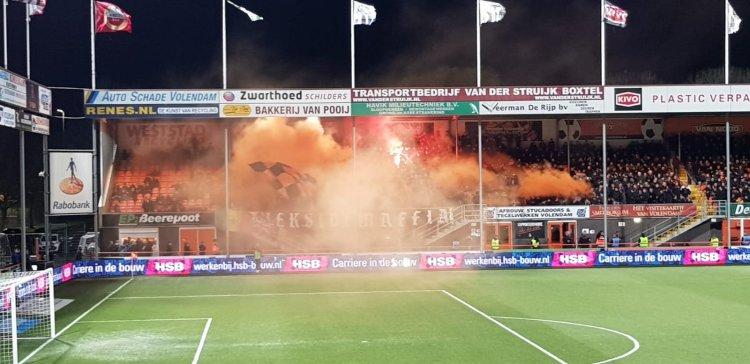 Het seizoen van FC Volendam