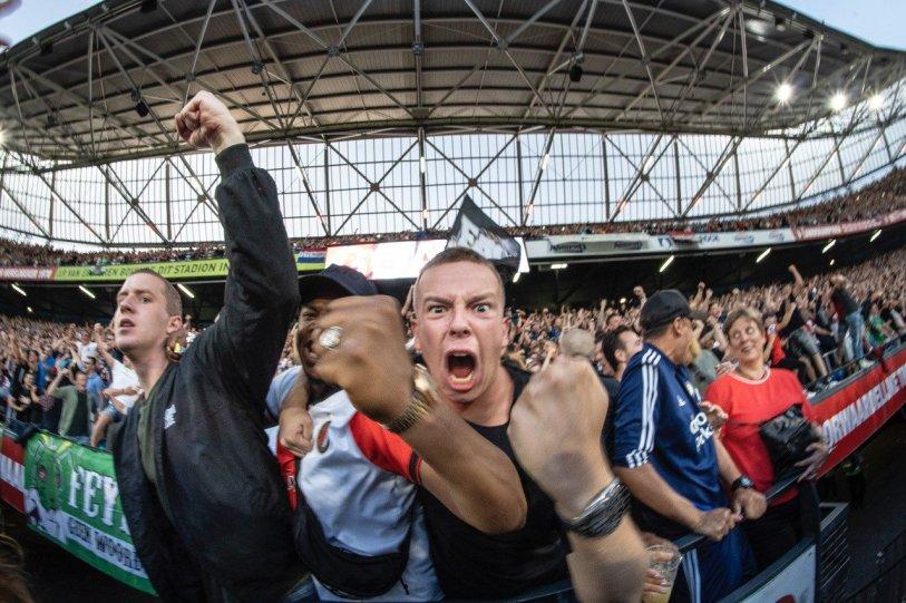 Vak S, Feyenoord-Dynamo Tiblisi.