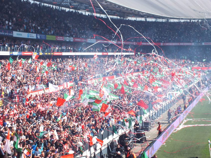 In de Hekken - Dit is De Kuip