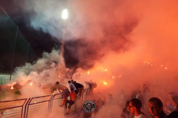 In de Hekken - FK Željezničar