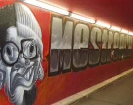 MVV graffiti