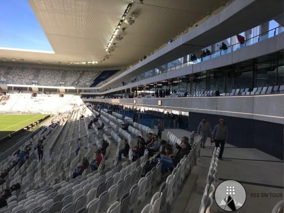 Stade Matmut-Atlantique.
