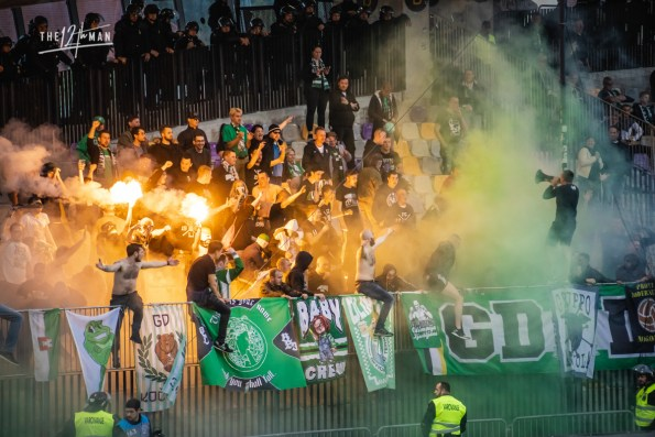 Voetbalklassiekers - Slovenski Derbi: de klassieker tussen NK Maribor (Viole Maribor) en Olimpija Ljubljana (Green Dragons)