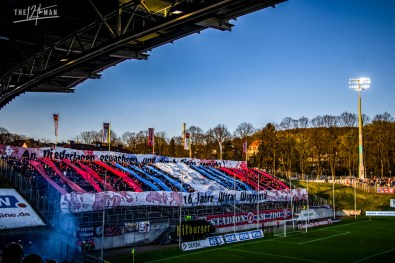 Stadion am Zoo in Wuppertal