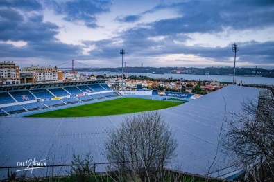 Backdrop FC, voetbalvelden en voetbalstations in prachtige omgevingen