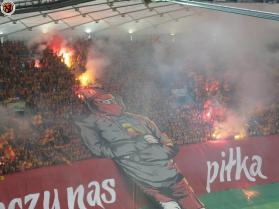 Jagiellonia Białystok - Lechia Gdansk in 2019 (via Ultras-tifo.net).