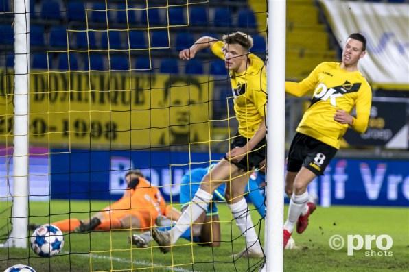 Sydney met de 2-0 tegen FC Volendam