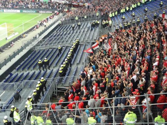 Feyenoord - Standard Liege (3)