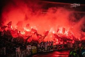 In de Hekken - Belgrado Derby - Rode Ster v Partizan