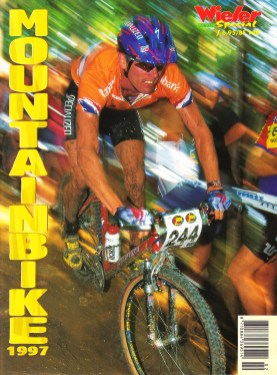 Wieler Revue MTB Special 1997 Marcel Gerritsen - Foto Han Balk