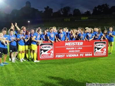 first vienna dameselftal