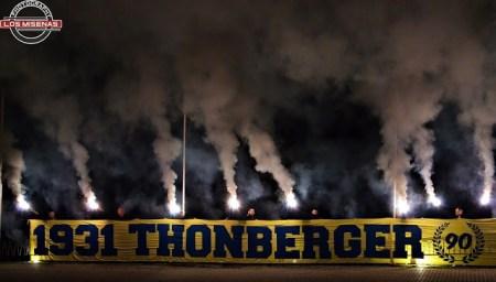 Thonberger sfeeractie