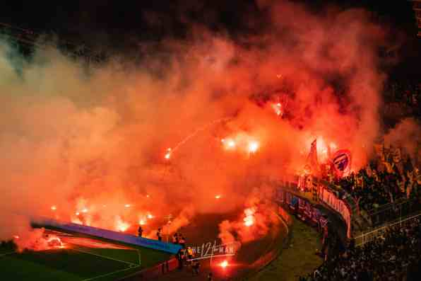 In de Hekken - Derby Days Week - Hrvatski Derbi - Hajduk v Dinamo