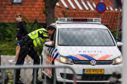 Politieauto Ijsselmeervogels - Quick Boys