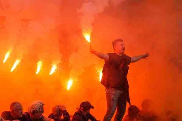 Rijnsburgse Boys - Katwijk (72)