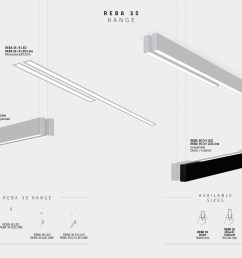news press roxo lightingreba 35 range is a highly flexible solution that offers incomparable design configurations [ 1600 x 1120 Pixel ]