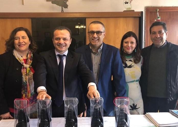 De Luca in visita nei comuni di Tortorici, Castell'Umberto, Capri Leone e Capo d'Orlando