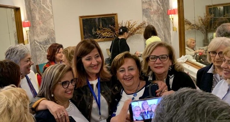 La messinese Francesca De Domenico segretaria nazionale AMMI
