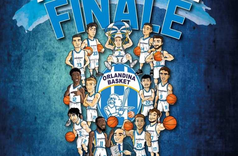 L'Orlandina Basket è in finale