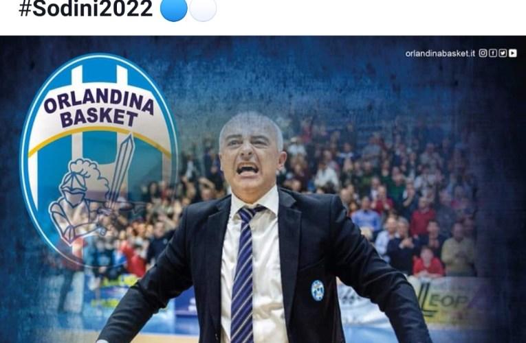 Orlandina Basket e Marco Sodini insieme fino al 2022!