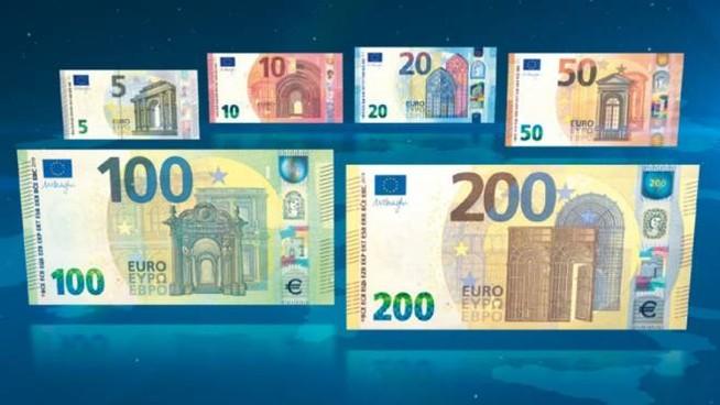 Bce, ecco le nuove banconote (da 100 e 200 euro) resistenti a tutto |VIDEO